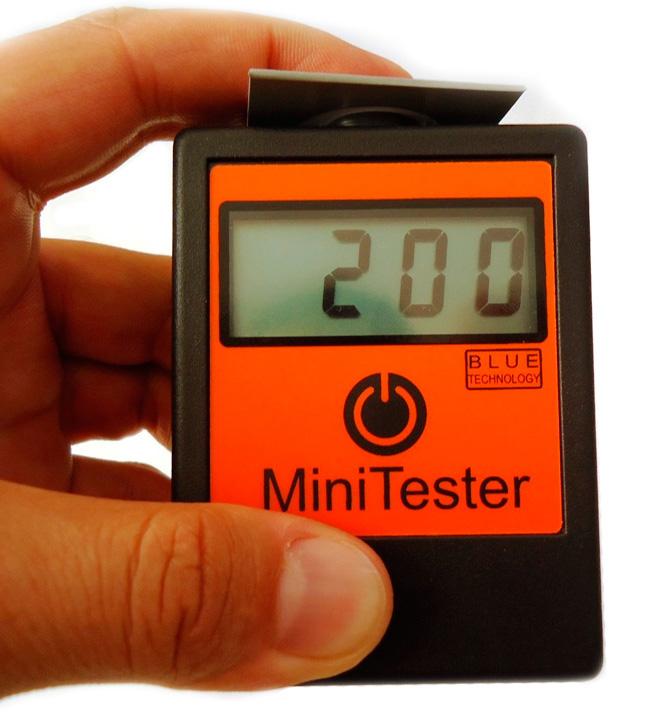 Толщиномер краски Mini A-10-FE, фото, описание