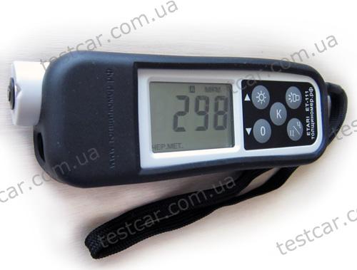 Толщиномер ET 111, фото, описание