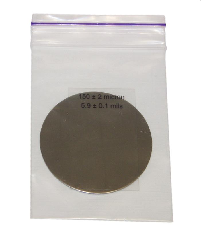 Комплект калибровочных пластин для толщиномеров (сталь), фото, описание